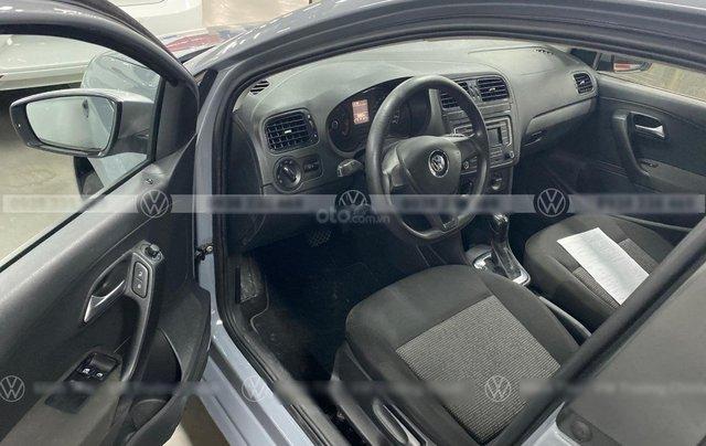Bán Polo Hatchback màu xám xi măng (sơn lại màu) đẹp - độc - lạ, nhập khẩu chỉ với 579 triệu7