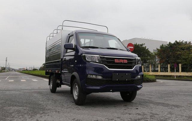 Bán xe tải nhỏ dưới 1 tấn SRM 930kg đời 2020 bản cao cấp 80tr nhận xe - Tặng 100% trước bạ - Tặng camera lùi0