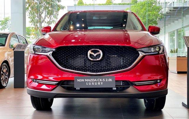 New Mazda CX-5 2020- trả trước chỉ 234 triệu- giảm 50% thuế trước bạ- xe giao ngay0