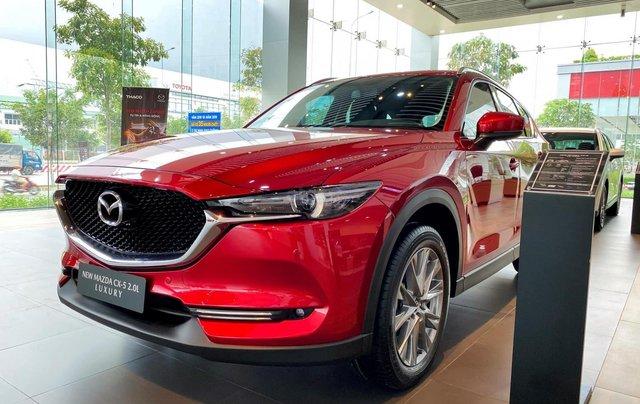 New Mazda CX-5 2020- trả trước chỉ 234 triệu- giảm 50% thuế trước bạ- xe giao ngay1