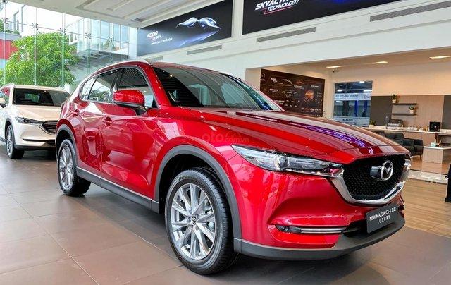 New Mazda CX-5 2020- trả trước chỉ 234 triệu- giảm 50% thuế trước bạ- xe giao ngay2