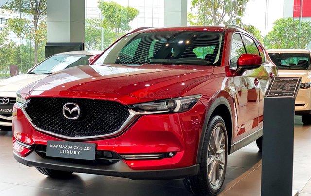 New Mazda CX-5 2020- trả trước chỉ 234 triệu- giảm 50% thuế trước bạ- xe giao ngay5