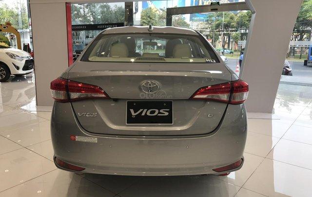 Xe Toyota Vios 1.5G, khuyến mãi lớn, giảm tiền mặt hoặc tặng bảo hiểm thân vỏ, LH để nhận báo giá cạnh tranh nhất3