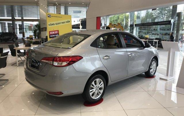 Xe Toyota Vios 1.5G, khuyến mãi lớn, giảm tiền mặt hoặc tặng bảo hiểm thân vỏ, LH để nhận báo giá cạnh tranh nhất4