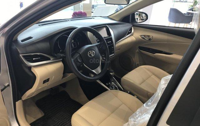 Xe Toyota Vios 1.5G, khuyến mãi lớn, giảm tiền mặt hoặc tặng bảo hiểm thân vỏ, LH để nhận báo giá cạnh tranh nhất5