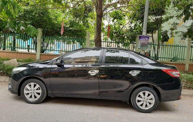 Bán xe Toyota Vios G đời 2014, màu đen chính chủ, giá chỉ 400 triệu đồng2