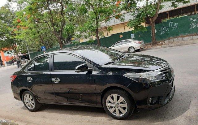 Bán xe Toyota Vios G đời 2014, màu đen chính chủ, giá chỉ 400 triệu đồng3