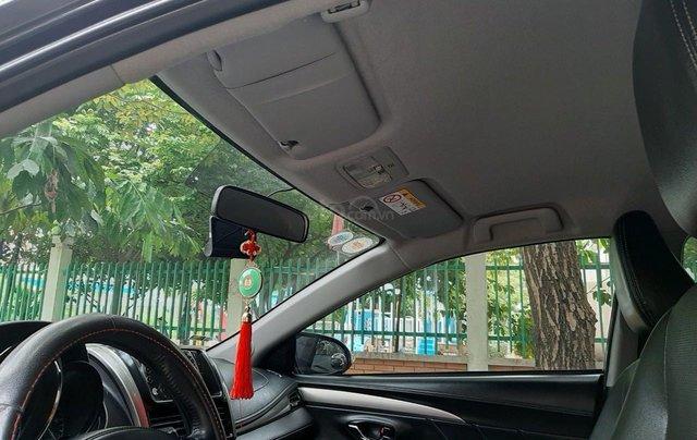 Bán xe Toyota Vios G đời 2014, màu đen chính chủ, giá chỉ 400 triệu đồng7