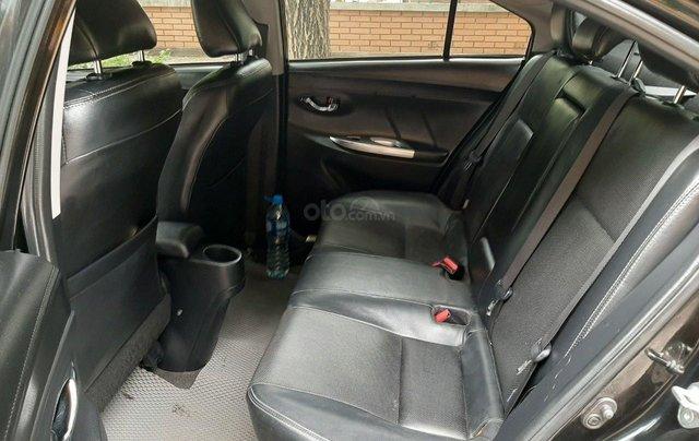 Bán xe Toyota Vios G đời 2014, màu đen chính chủ, giá chỉ 400 triệu đồng6