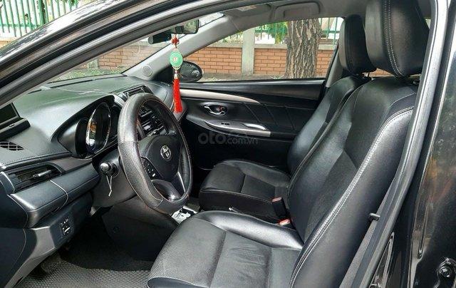 Bán xe Toyota Vios G đời 2014, màu đen chính chủ, giá chỉ 400 triệu đồng5
