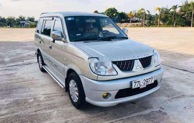 Cần bán gấp Mitsubishi Jolie sản xuất 2004, nhập khẩu nguyên chiếc  4