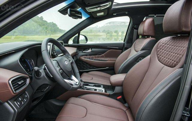 Hyundai Santa Fe 2020 bản cao cấp Premium đủ màu, xe giao ngay3