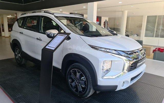 Bán xe Mitsubishi Xpander Cross năm 2020, màu trắng, nhập khẩu nguyên chiếc. Tặng bảo hiểm thân vỏ3