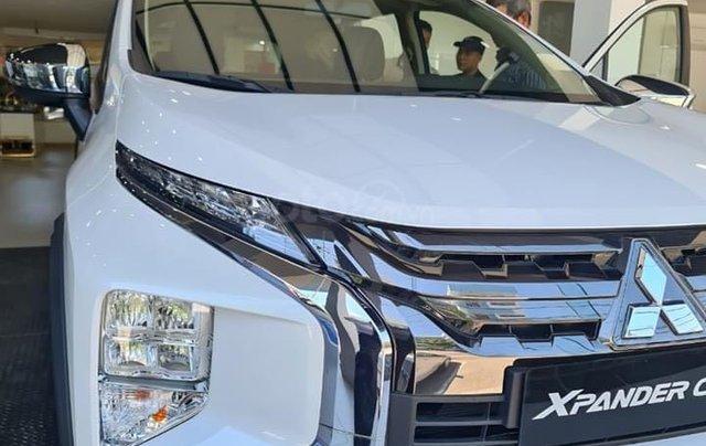 Bán xe Mitsubishi Xpander Cross năm 2021, màu trắng, nhập khẩu nguyên chiếc. Tặng bảo hiểm thân vỏ2