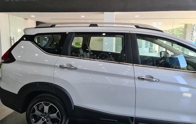 Bán xe Mitsubishi Xpander Cross năm 2021, màu trắng, nhập khẩu nguyên chiếc. Tặng bảo hiểm thân vỏ5