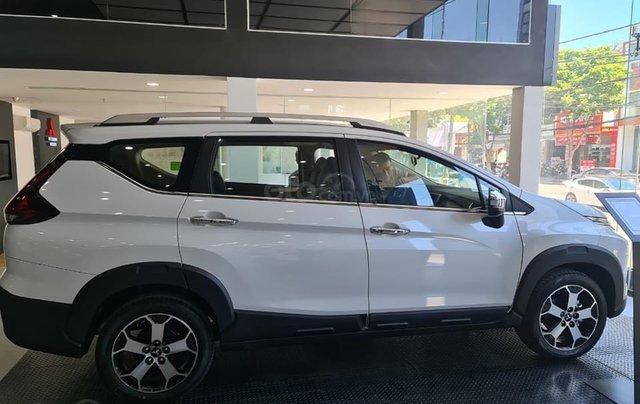 Bán xe Mitsubishi Xpander Cross năm 2021, màu trắng, nhập khẩu nguyên chiếc. Tặng bảo hiểm thân vỏ9