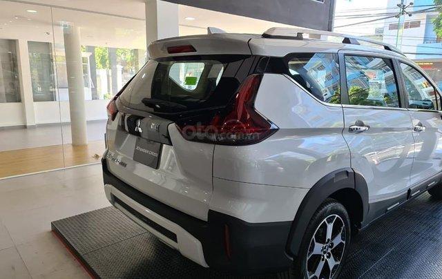 Bán xe Mitsubishi Xpander Cross năm 2021, màu trắng, nhập khẩu nguyên chiếc. Tặng bảo hiểm thân vỏ8