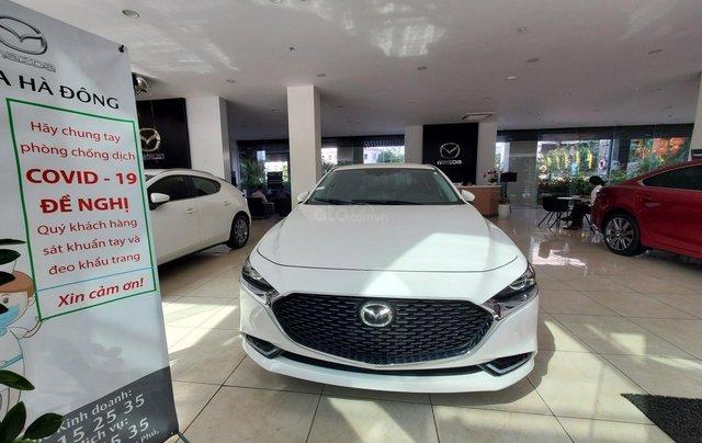 [Mazda Hà Đông] Mazda 3 2020 - giảm 50% thuế trước bạ, xe giao ngay0
