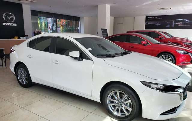 [Mazda Hà Đông] Mazda 3 2020 - giảm 50% thuế trước bạ, xe giao ngay2