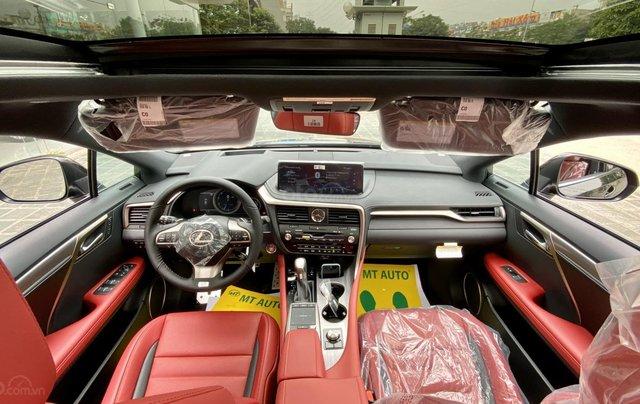 Lexus RX350 Fsport 2020 tại Hồ Chí Minh. Giá tốt giao xe ngay toàn quốc5