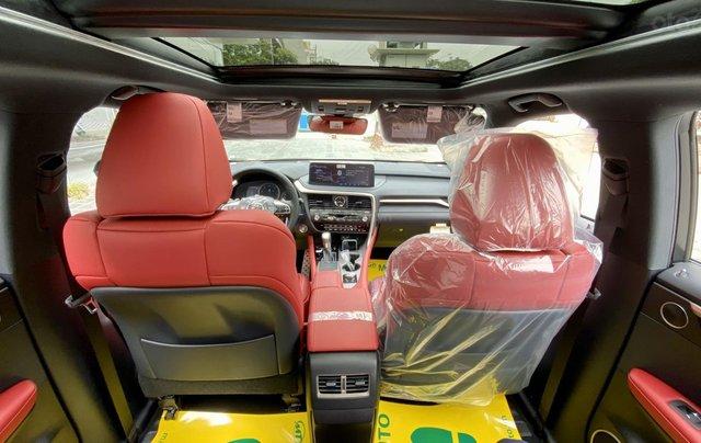 Lexus RX350 Fsport 2020 tại Hồ Chí Minh. Giá tốt giao xe ngay toàn quốc7