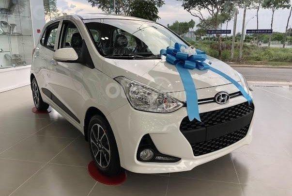 Hyundai Grand i10 MT 2020 - giảm thuế 50% - đủ màu giao ngay1