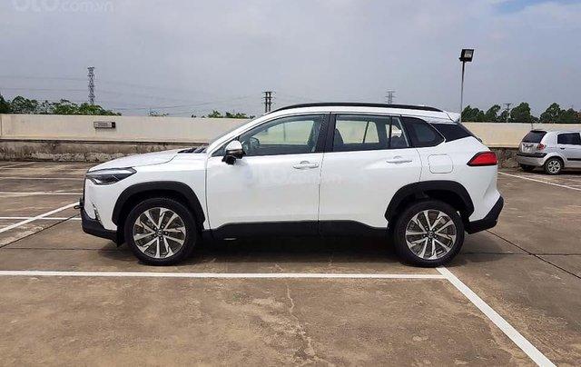 Cần bán Toyota Corolla Cross 1.8V năm sản xuất 2020, màu trắng, nhập khẩu nguyên chiếc3