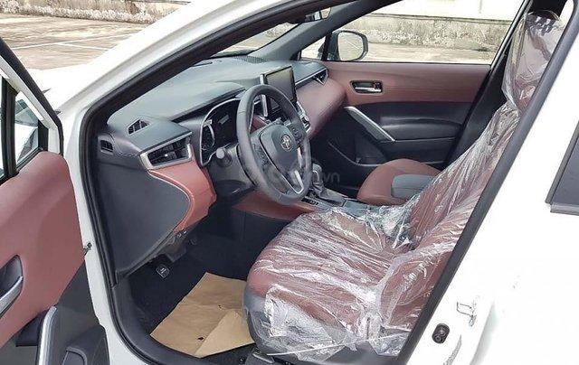 Cần bán Toyota Corolla Cross 1.8V năm sản xuất 2020, màu trắng, nhập khẩu nguyên chiếc4