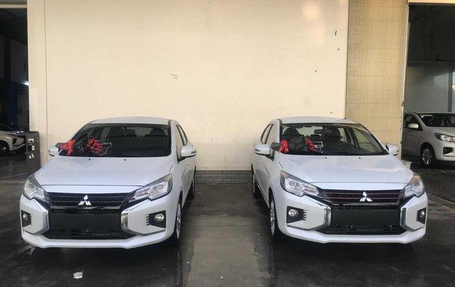 Mitsubishi Attrage 2020 - 5 chỗ - xe nhập Thái Lan, được hỗ trợ 50% trước bạ1