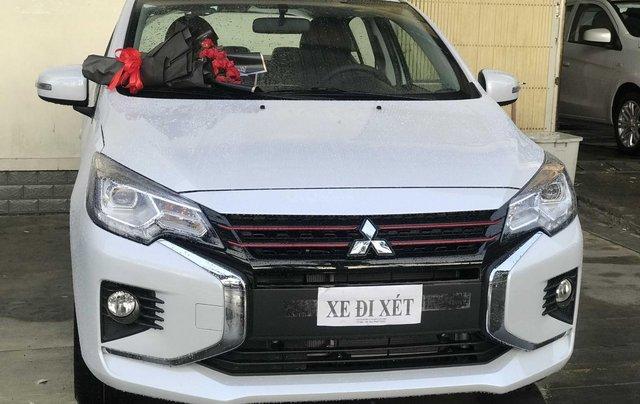 Mitsubishi Attrage 2020 - 5 chỗ - xe nhập Thái Lan, được hỗ trợ 50% trước bạ0