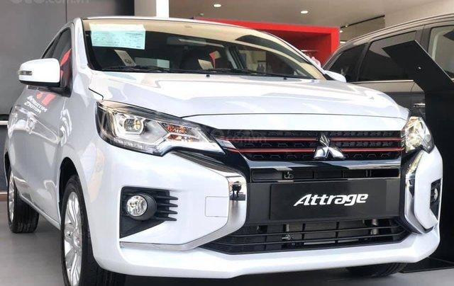 Mitsubishi Attrage 2020 - 5 chỗ - xe nhập Thái Lan, được hỗ trợ 50% trước bạ3
