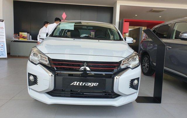 Mitsubishi Attrage 2020 - 5 chỗ - xe nhập Thái Lan, được hỗ trợ 50% trước bạ2
