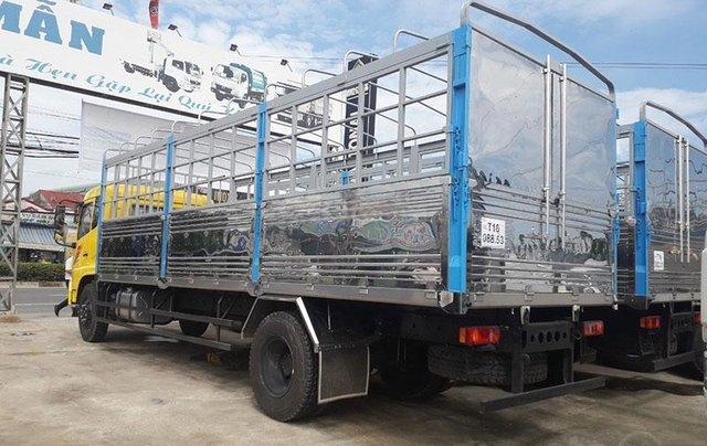 Bán xe tải Dongfeng B180 thùng dài 7m5 đời 2019 - động cơ Cummins tiêu chuẩn Euro 5 - hỗ trợ vay vốn 85% giá tốt nhất2