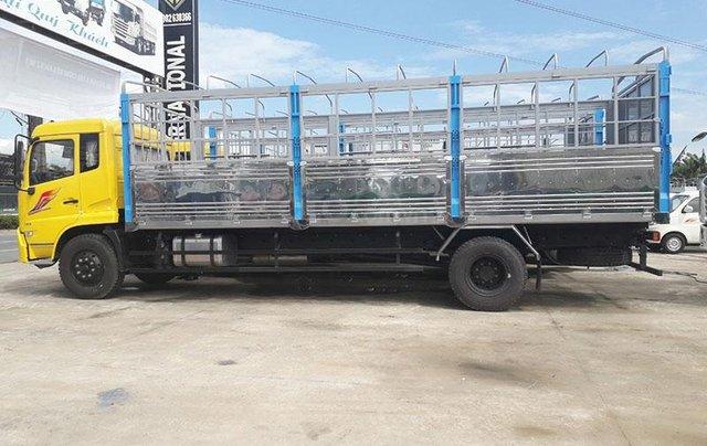 Bán xe tải Dongfeng B180 thùng dài 7m5 đời 2019 - động cơ Cummins tiêu chuẩn Euro 5 - hỗ trợ vay vốn 85% giá tốt nhất3