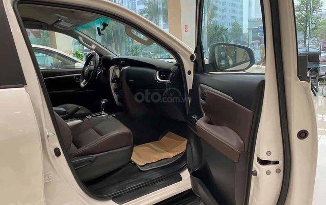 Bán Toyota Fortuner 2.7 AT sản xuất năm 2019, màu trắng1