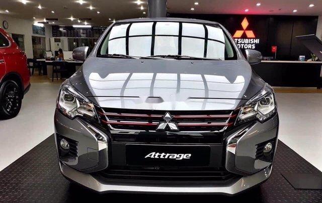 Cần bán Mitsubishi Attrage sản xuất 2020, nhập khẩu Thái9