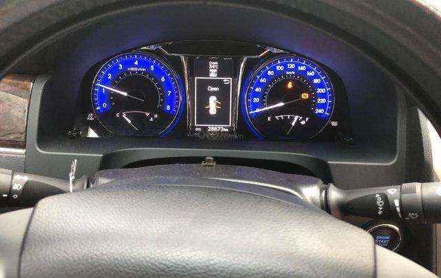 Cần bán Toyota Camry 2.0E số tự động, màu nâu vàng, biển số thành phố, xe cá nhân gia đình sử dụng đi 28.673 km, xe còn rất mới8