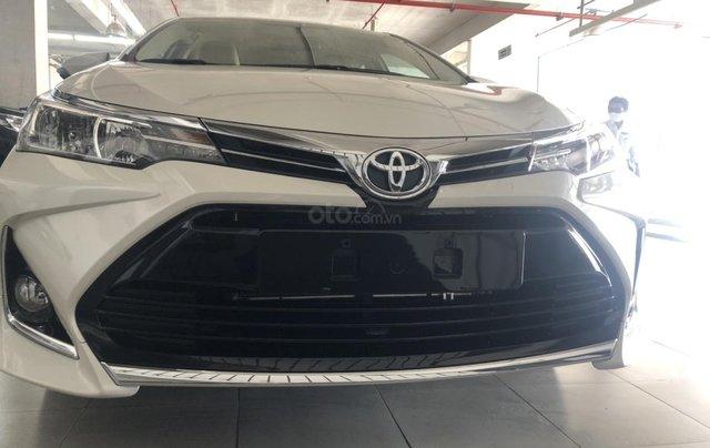 Bán Toyota Corolla Altis 1.8 CVT- mẫu 2021 mới - khuyến mãi lớn, mua trả góp chỉ với 170 triệu0