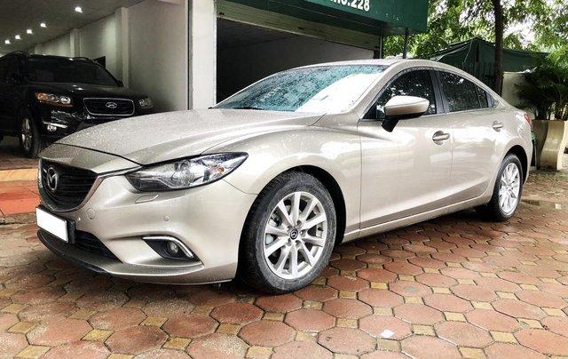 Bán xe Mazda 6 sản xuất năm 2015 đẹp, dàn lốp nguyên1