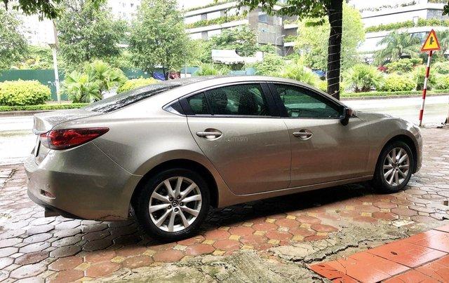 Bán xe Mazda 6 sản xuất năm 2015 đẹp, dàn lốp nguyên5