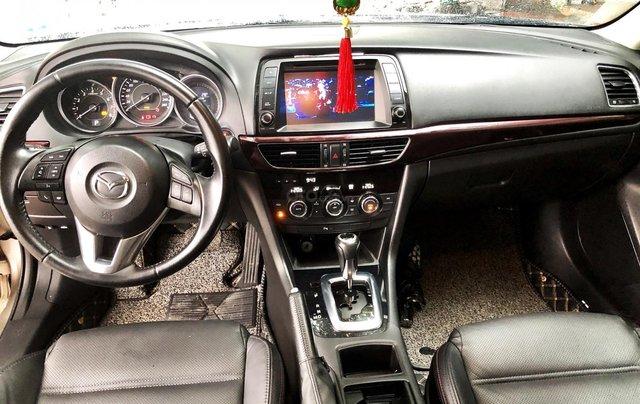 Bán xe Mazda 6 sản xuất năm 2015 đẹp, dàn lốp nguyên8