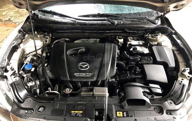 Bán xe Mazda 6 sản xuất năm 2015 đẹp, dàn lốp nguyên11