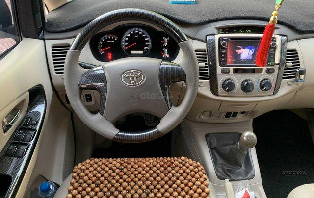 Cần bán gấp Toyota Innova 2.0E sx 2016, xe gia đình giá tốt 410 triệu đồng2