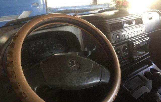 Bán Mercedes MB đời 2001, màu bạc, xe nhập5