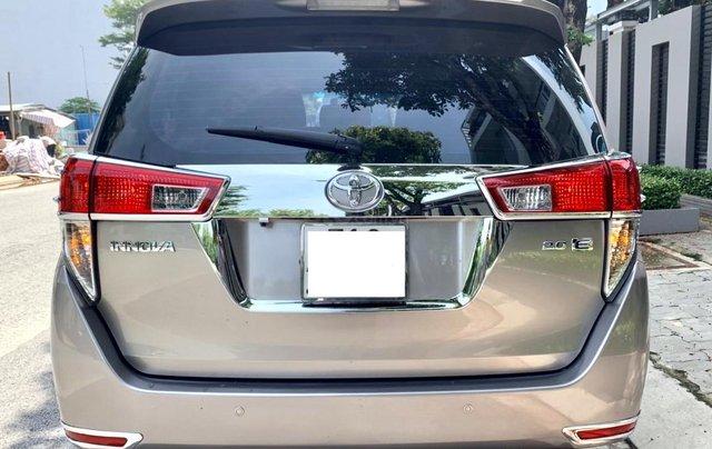 Toyota Innova model 2018, số sàn xe cọp4
