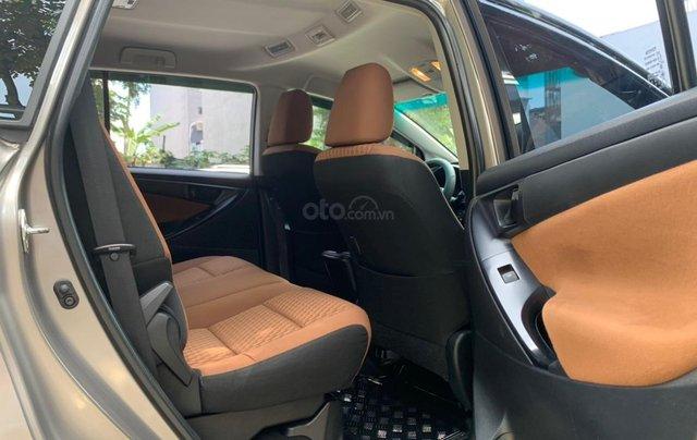 Toyota Innova model 2018, số sàn xe cọp11