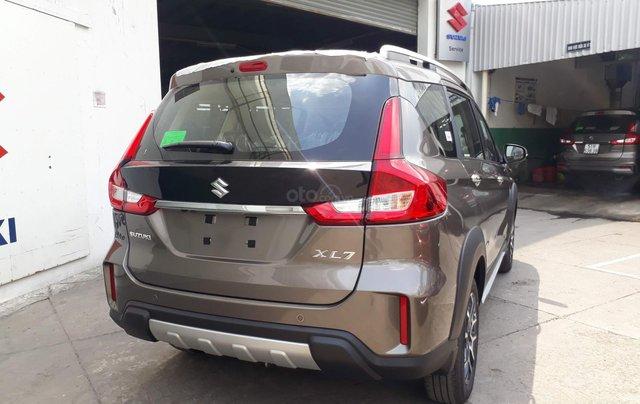 Bán Suzuki XL 7 màu xám, lái thử tận nhà, bán trả góp lãi suất thấp2
