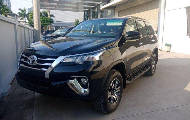 Bán xe Toyota Fortuner 2.4 AT 4X2 sản xuất 2020, tặng 1 năm bảo hiểm thân vỏ0