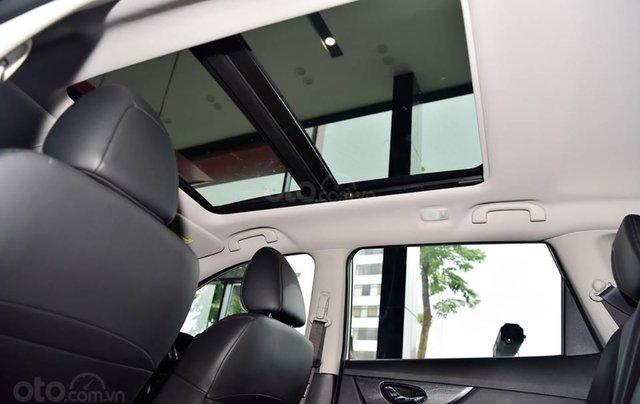 Ưu đãi khủng chưa từng có khi mua xe Nissan X-trail 2.5 đời 2020 màu xanh đen tại Quảng Bình5