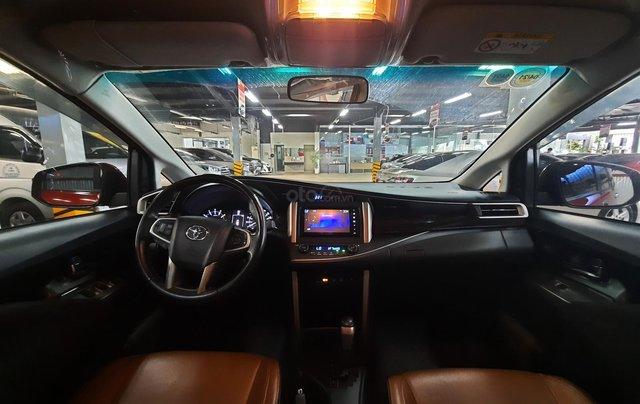 Bán Toyota Innova Venturer đời 2018, màu đỏ, xe gia đình sử dụng đi 38.115 km, đã check hãng, quý khách yên tâm sử dụng8